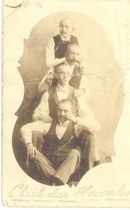Club der Haarlosen 1902
