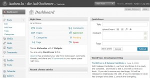 Dashboard author